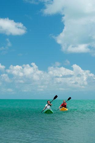Backroads Everglades to Key West Family Breakaway Multisport Adventure Tour
