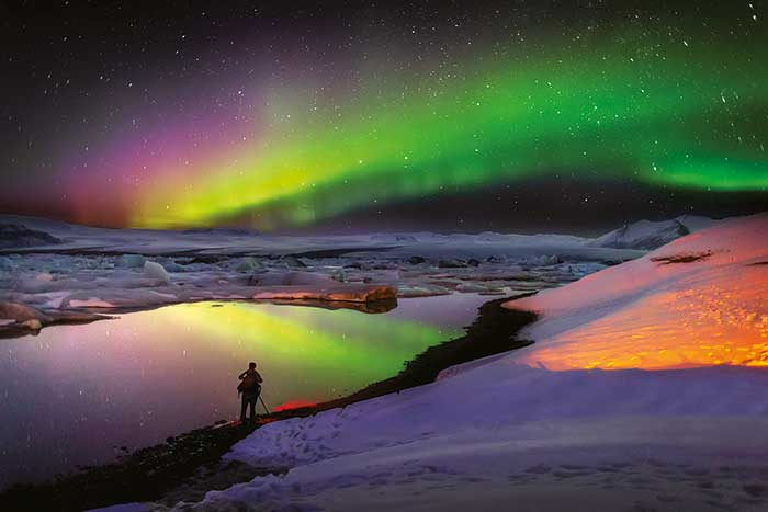 Iceland Northern Lights Multi Adventure Tour