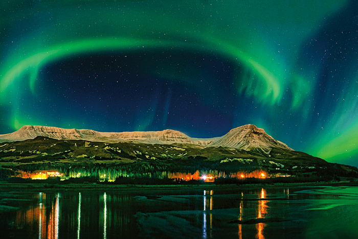 Northern Lights - Iceland Family Winter Adventure Tour
