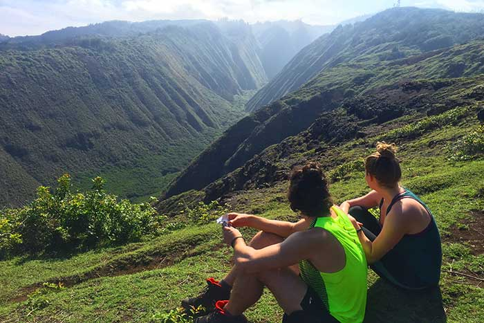 Backroads Maui & Lanai Family Breakaway Multisport Adventure Tour
