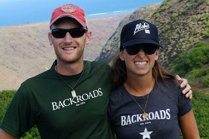 Backroads Trip Leaders - Maui & Lanai Multi-Adventure Tour