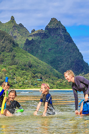 Watersports, Maui Family Multi-Adventure Vacation