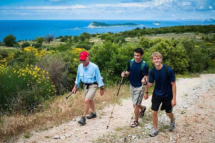 Hiking - Dalmatian Coast to Montenegro Family Breakaway Multisport Tour