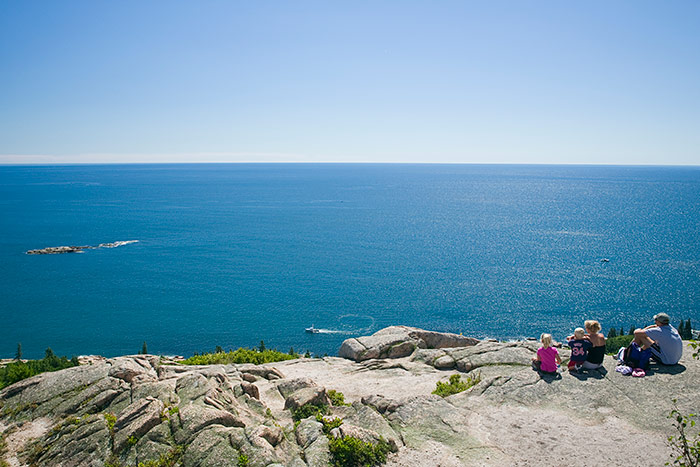 Maine Family Multi-Adventure Tour