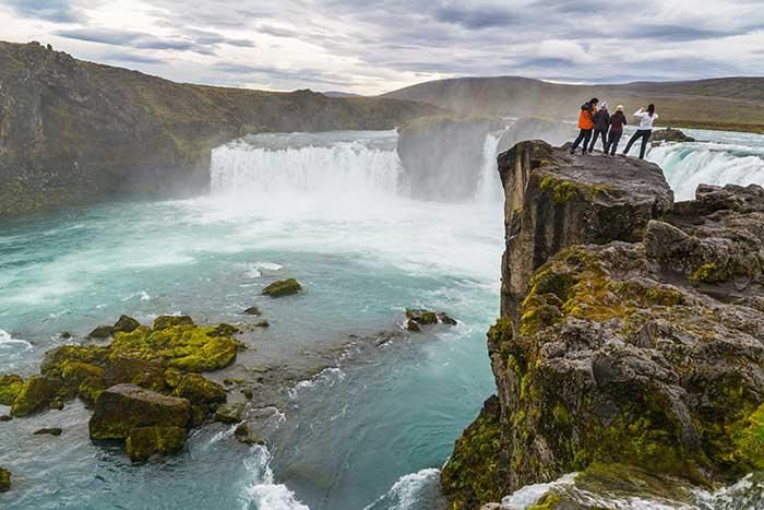 Biking - Northern Iceland Family Multi-Adventure Tour