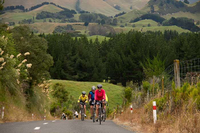Backroads New Zealand Family Multisport Adventure Tour