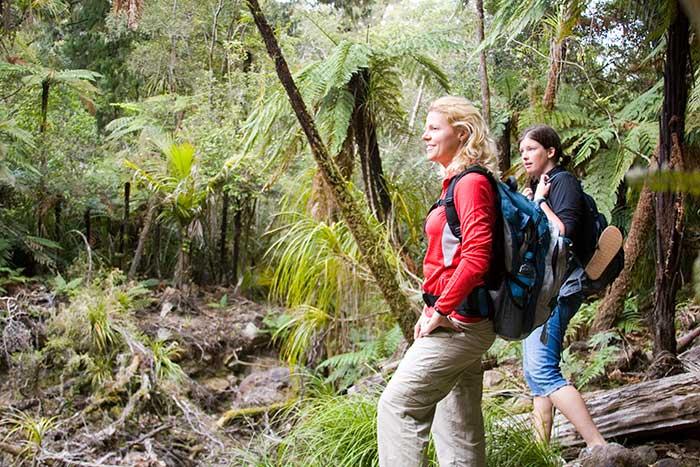 Backroads New Zealand Family Breakaway Multisport Adventure Tour