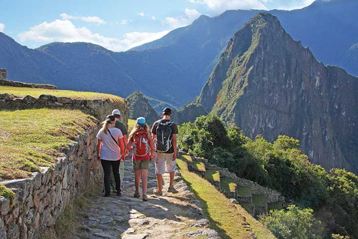 Backroads Peru Family Breakaway Multisport Adventure Tour