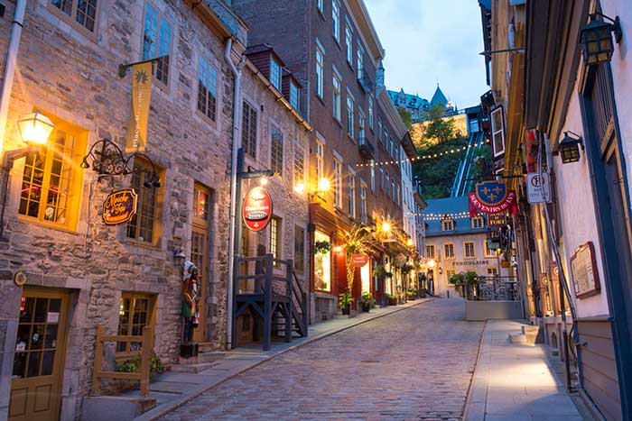 Quebec Family Multisport Adventure Tours