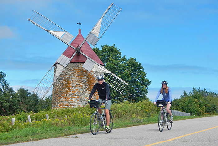 Quebec Family Bike Tours