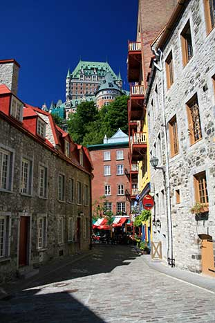 Backroads Quebec Multisport Tours