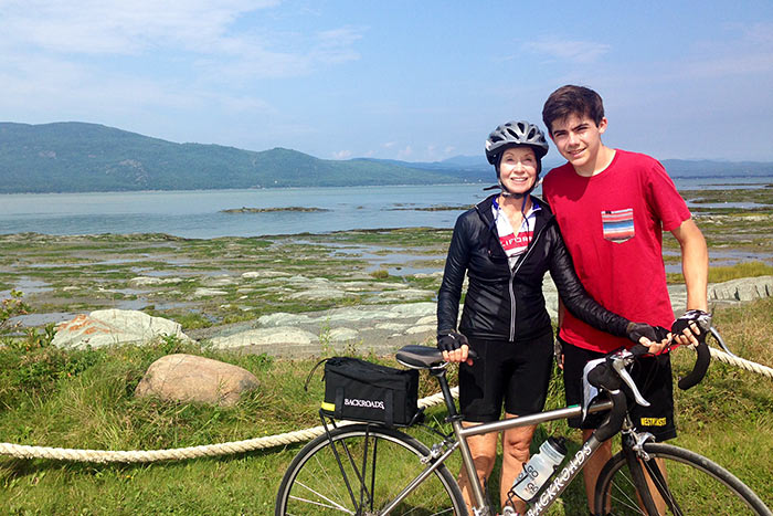 Backroads Quebec Family Multisport Adventure Tour