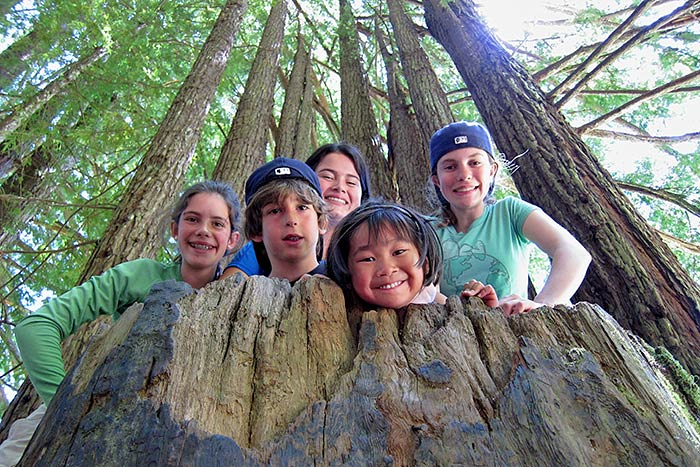Hiking - Backroads Redwood Empire Family Multisport Tours