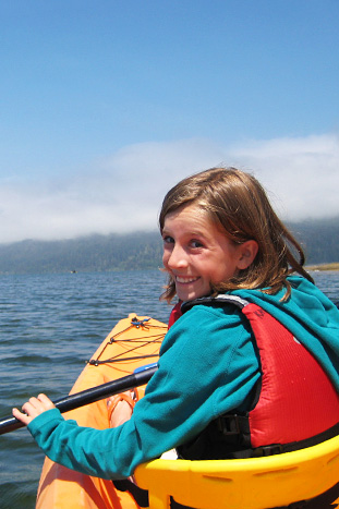 Redwoods Family Kayaking Trips
