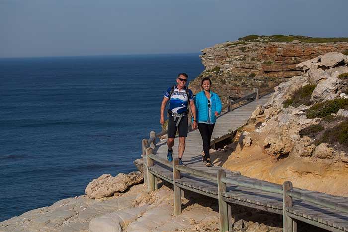 South Africa & Botswana family bike tour