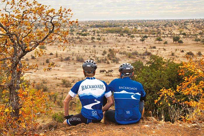 Elephants, South Africa & Botswana Family Bike Tour