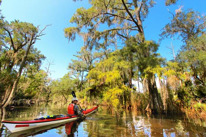 Backroads Charleston to Savannah Multisport Adventure Tour