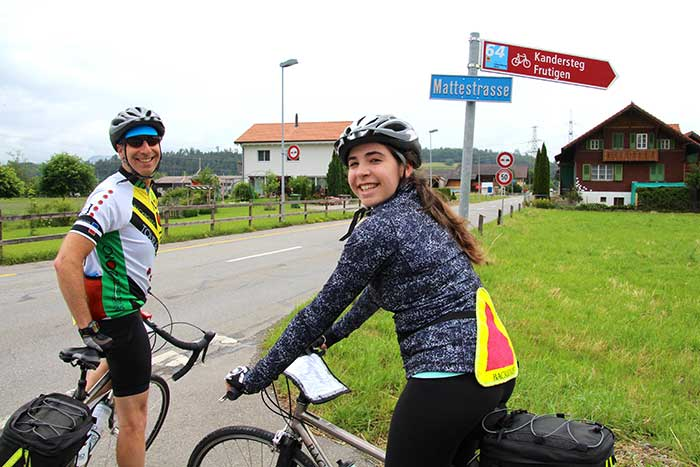 Backroads Switzerland Family Breakaway Multisport Adventure Tour