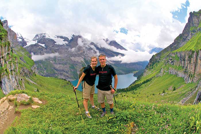 Backroads Switzerland Family Multisport Adventure Tour