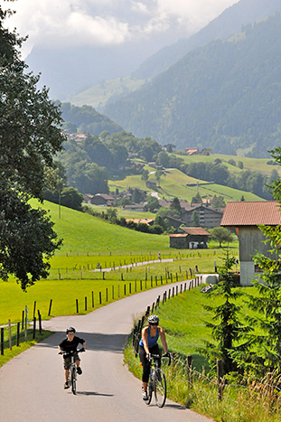 Backroads Switzerland family multisport trips