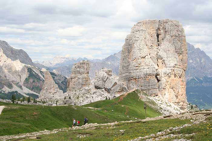 Backroads Dolomites Family Multisport Tour