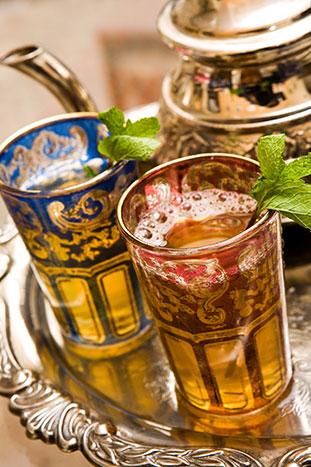 Tea, Morocco Tours