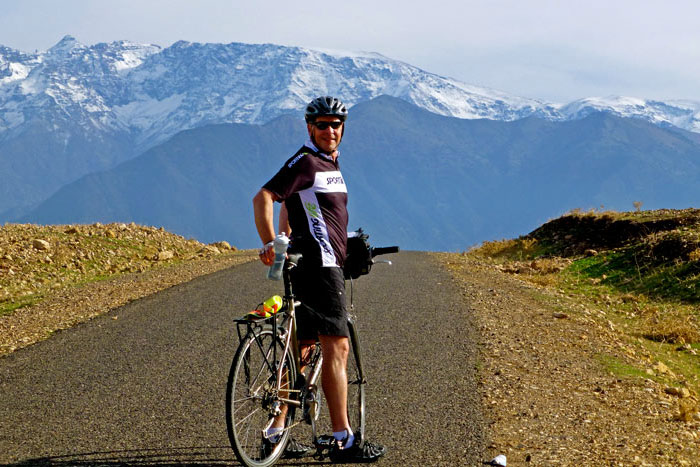 Cycling on Backroads Morocco Multi-Adventure Tour