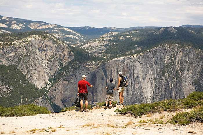 Yosemite Family Breakaway Multisport Adventure Tour