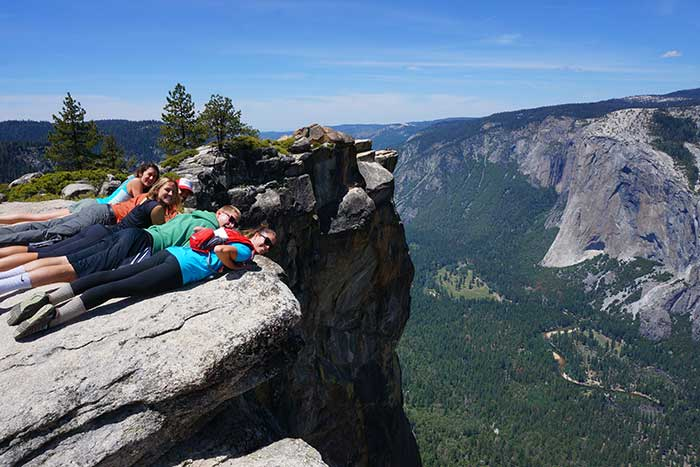 Backroads Yosemite Family Multisport Adventure Tour