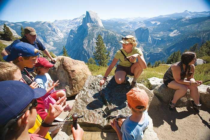 Yosemite Family Hiking Amp Biking Adventure Tour Backroads