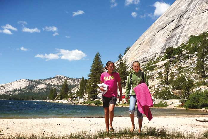 Backroads Yosemite Family Multisport Tour