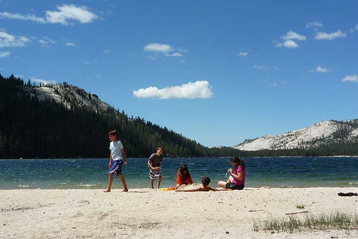 Backroads Yosemite Family Multisport Tours