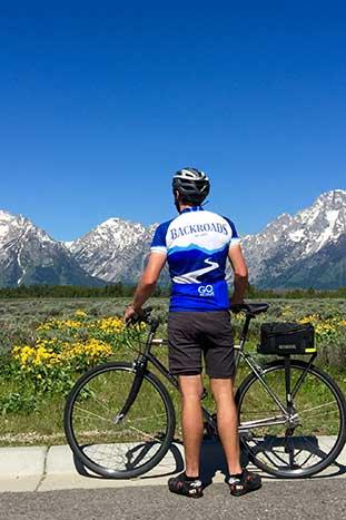 Yellowstone & Tetons Multisport Adventure Tour