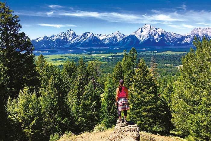 Yellowstone & Tetons Family Multisport Adventure Tour