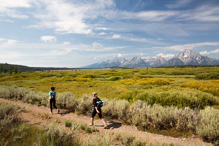 Yellowstone & Tetons Wildlife Safari Multisport Adventure Tour
