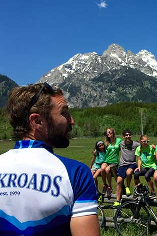 Biking - Backroads Yellowstone & Tetons Family Breakaway Multisport Adventure Tour