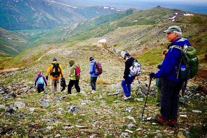 Talkeena, Alaska = Backroads Denali National Park Walking & Hiking Tour