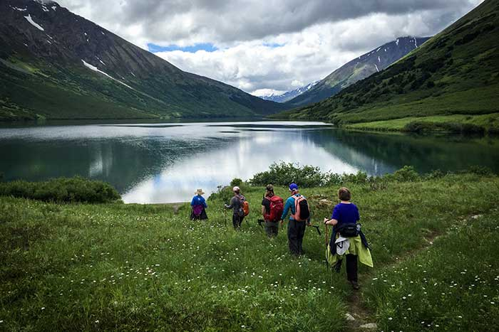 Alaska Walking and Hiking Tour