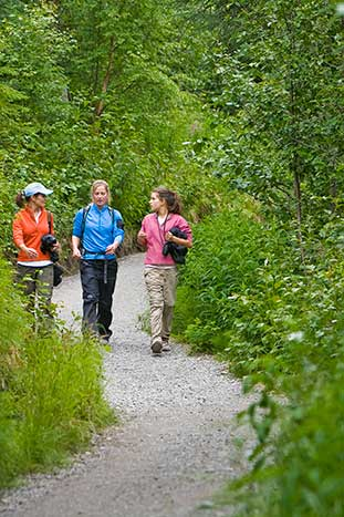 Family Hiking - Alaska Walking & Hiking Tours