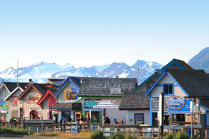 Homer - Backroads Alaska Family Breakaway Walking & Hiking Tours