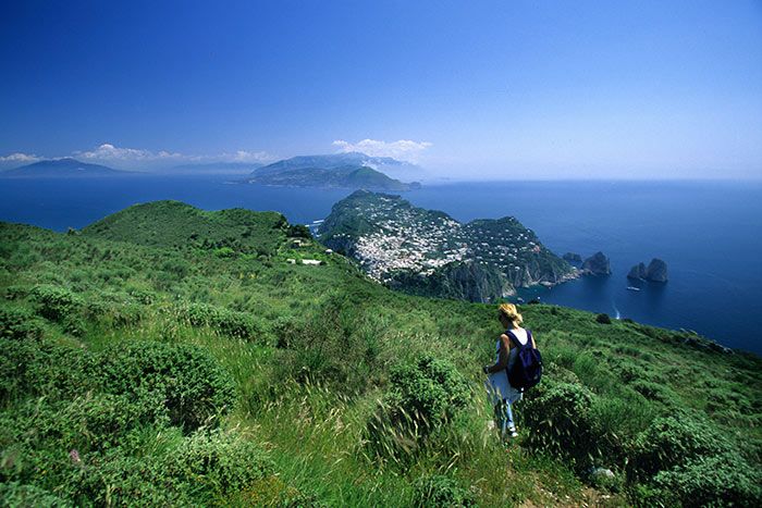 Hiking in Amalfi Coast