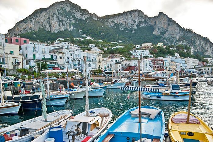 Boats - Amalfi Coast, Italy
