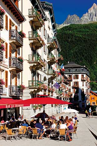 Backroads French, Swiss & Italian Alps Family Walking & Hiking Tour – Older Teens & 20s