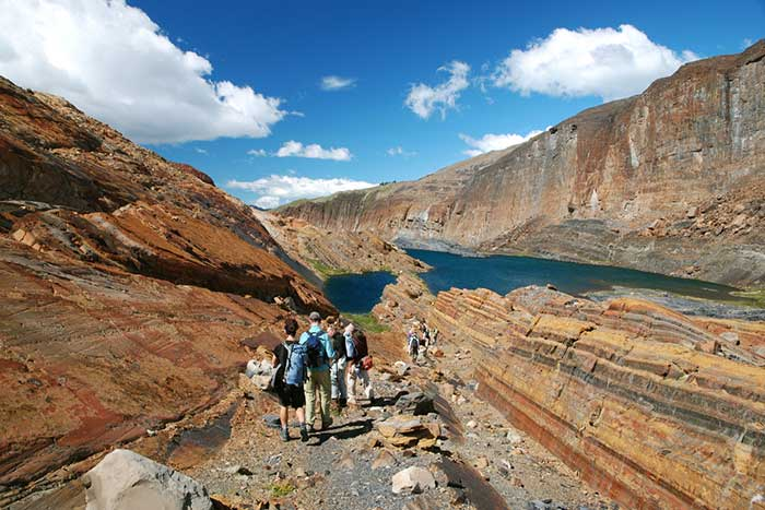Patagonia, Argentina, Walking and Hiking Tour