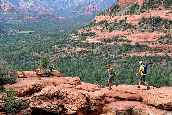 Sedona Hiking Tours Sedona Walking Tours Backroads