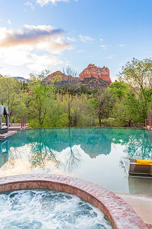 Amara Resort & Spa, Sedona, Arizona
