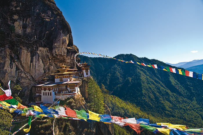 Backroads Bhutan walking and hiking tour
