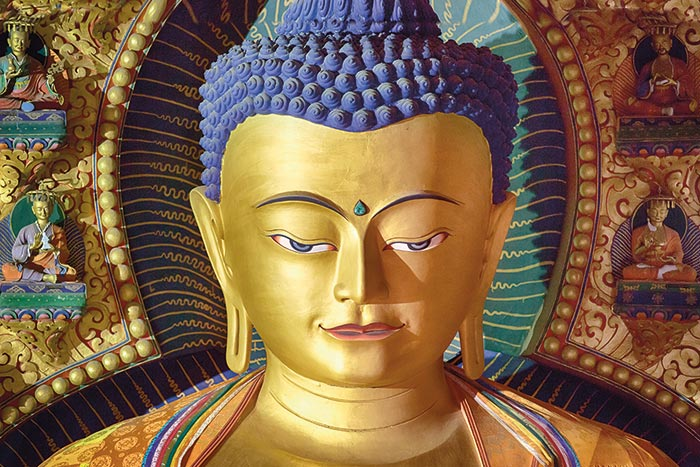 Buddha - Bhutan Walking & Hiking Tour