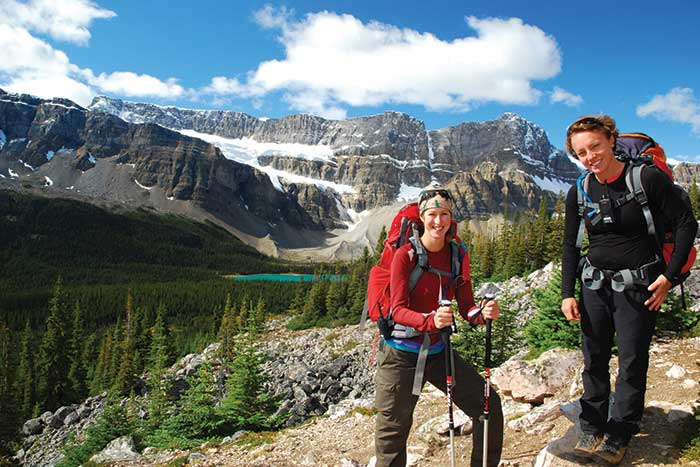 Hiking on Backroads Canadian Rockies Family Walking & Hiking Tour