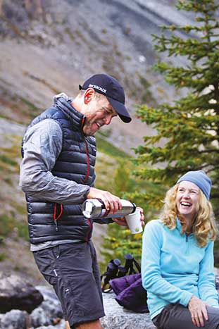 Backroads Canadian Rockies family walking & hiking tour - Older Teens & 20s